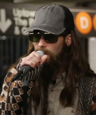 Adam Levine Tricked These Subway Riders with an Undercover Performance
