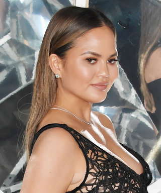 Pregnant Chrissy Teigen's New Bangs Might Be the Haircut of the Year