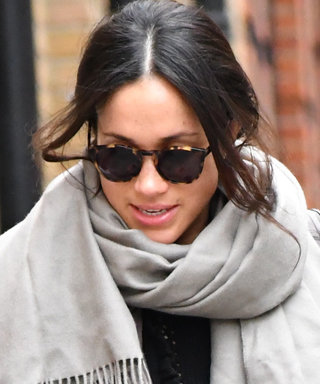 Meghan Markle Just Stepped Out in London—Has She Made the Move?