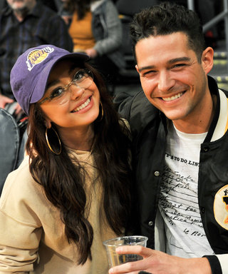 Sarah Hyland and Wells Adams Take Their Relationship Public at a Lakers Game
