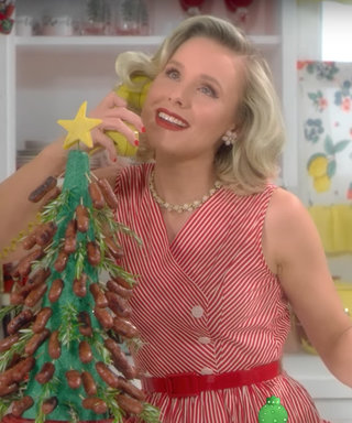 Kristen Bell Delivered a Holiday Treat to All the Sia Fans in the World