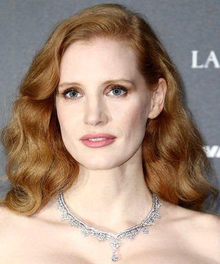 Daily Beauty Buzz: Jessica Chastain's Soft Waves