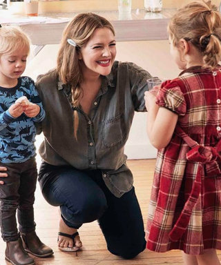 Drew Barrymore Wrote the Sweetest Love Letters to Her Daughters for the Holidays