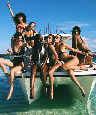 Kendall Jenner and Bella Hadid Had an Epic Bikini-Filled Girls' Trip