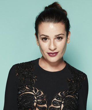 Lea Michele Designed This Super-Cute Pin to Help Fight Hunger