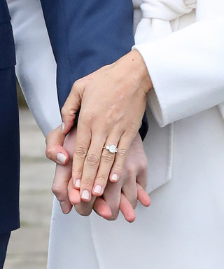 The Prettiest Nail Polish Shades to Match Meghan Markle's Engagement Ring