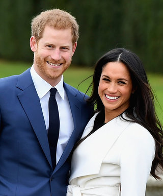 Meghan Markle Stuns in White for Her Official Engagement Photos with Prince Harry