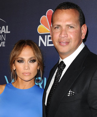 Jennifer Lopez Bought A-Rod a $585 Bedazzled Starbucks Cup to Match Her Own