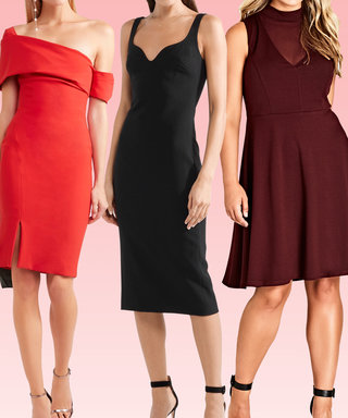 We Found the Best Holiday Dresses for Your Body Shape