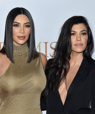 Kim and Kourtney Kardashian Are Fighting Over the Most Bizarrely Domestic Topic