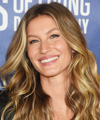 Gisele Bündchen Can't Stop Wearing These Retro Jeans to the Airport