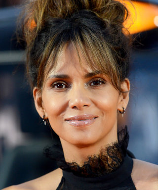 Halle Berry Shows Off a Tiny Bikini as She Hits the Tahiti Beach