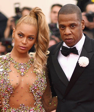 Beyoncé and JAY-Z Mock Their Infamous Elevator Incident with an ImpromptuPhoto Shoot