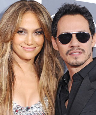 Jennifer Lopez Says This Helped Repair Her Relationship with Ex-Husband Marc Anthony