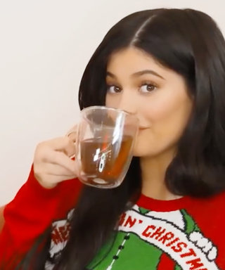 Pregnant Kylie Jenner Plays Game of Never Have I Ever with Tea
