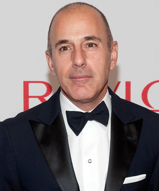 """Matt Lauer Once Joked About a """"Huge Bag of Sex Toys""""in His Office"""