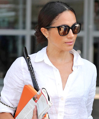 Where to Buy the Leather Tech Case Meghan Markle Always Travels with