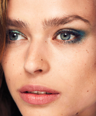 You've Never Seen Glitter Eye Makeup Like This Before