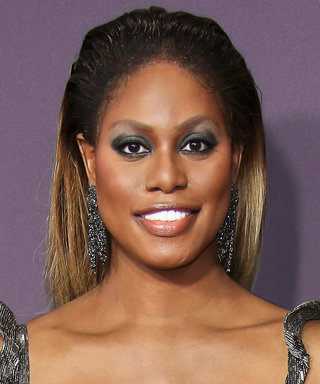 Laverne Cox Feels Powerful When Her Nails Look Like This