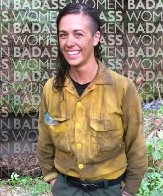 This 25-Year-Old Female Firefighter Risks Her Life to Battle Wildfires Out West