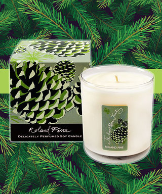 This is the Best Christmas Tree-Scented Candle We've Ever Tried