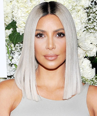 A Huge Hair Change Might Be in Kim Kardashian's Immediate Future