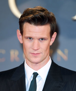 "Why The Crown's Matt Smith Feels ""Sorry"" for Meghan Markle"