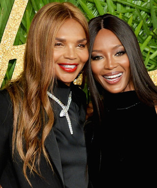 Naomi Campbell's Mom Is Aging Backwards Just Like Her Daughter