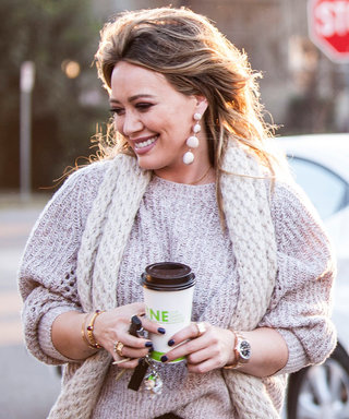 Hilary Duff Took a Dating Cue from Selena Gomez and Justin Bieber and Now Her Relationship's Great