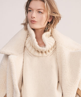 Meet the Last Shearling Coat You Ever Need to Buy