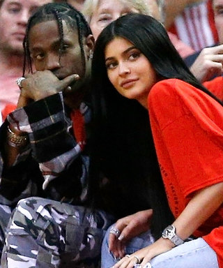 "Kylie Jenner Spends ""Very Little Time"" with Travis Scott, but They're Excited to Be Parents"