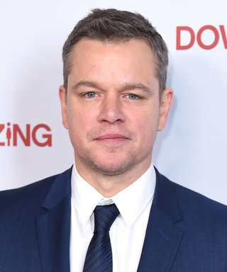 "Matt Damon Says He'll ""Take Any Prayers You Got"" as His Father Battles Cancer"