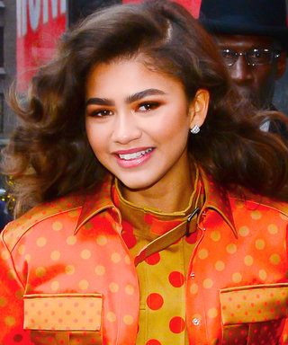 Zendaya Just Nailed Five Fierce Looks in One Day