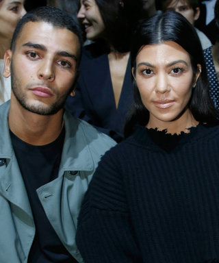 Kourtney Kardashian May Spend Christmas with Boyfriend Younes Bendjima