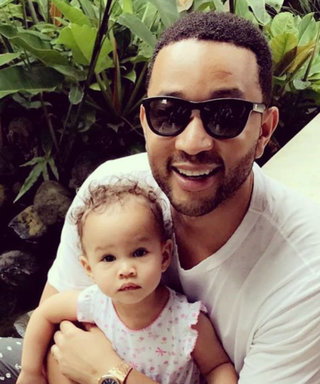 How John Legend Feels About the Public's Obsession with His Daughter Luna