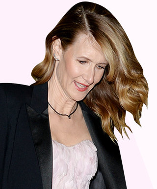 Laura Dern Is The Chicest Freaking Peacock I've Ever Seen
