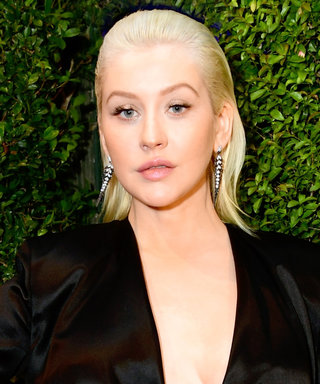 Christina Aguilera Just Said Goodbye to Her Beloved Pet
