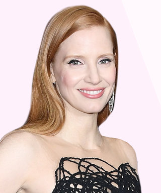 Jessica Chastain Gets Caught Up In a Chic Spider Web and We Say YES