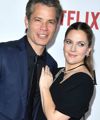 Drew Barrymore and Timothy Olyphant Helped Stage the Cutest Marriage Proposal