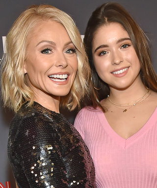 Kelly Ripa's Teenage Daughter Is All Grown Up Next to Mom on the Red Carpet