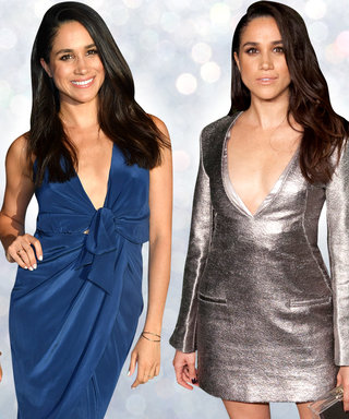 12 Affordable Meghan Markle-Inspired Holiday Party Dresses That Will Steal the Show