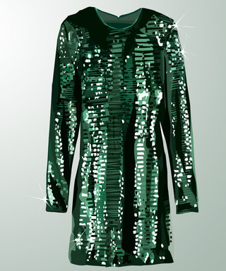 The SparklyGreen Party Dress of Confidence (That Got Me Through My Breakup)