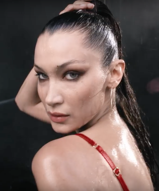 Bella Hadid Wields a Sledge Hammer for Day 18 of Love's Advent Calendar