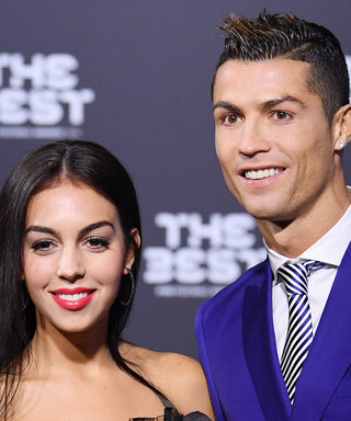 Cristiano Ronaldo Poses in the Sweetest Holiday Photo with All Four of His Kids