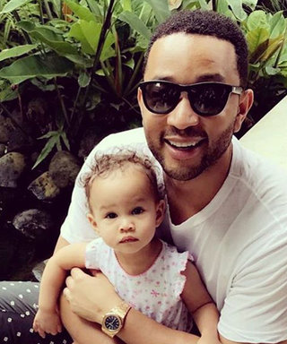 Definitive Proof That John Legend Is the Best Dad Ever to Baby Luna