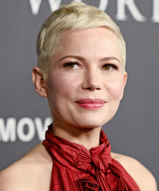 Daily Beauty Buzz: Michelle Williams's Glossy Pink Lip