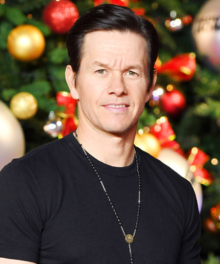 Mark Wahlberg Goes Shirtless for a Rare Family Photo with All of His Look-Alike Kids