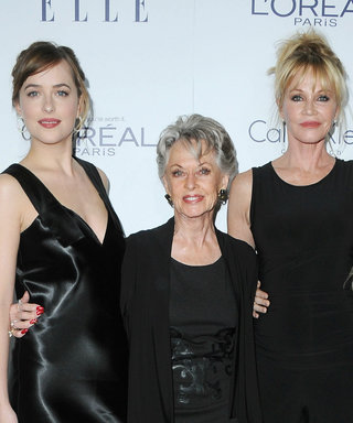 What Dakota Johnson and Melanie Griffith Learned About Hollywood Abuse fromTippi Hedren