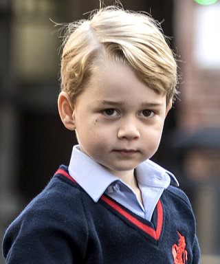 The Many (Adorable) Angles of Prince George of Cambridge