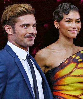 Try Not to GetJealous Listening to Zendaya Talk About Kissing Zac Efron